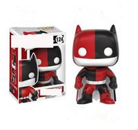 ingrosso super heros-vendite Grandi Funko Pop Super Heros Harley Quinn Impopster vinile Action Figure con scatola regalo bello popolare di buona qualità