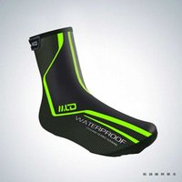 2017 Ciclismo Copriscarpe Riflettente Impermeabile Antivento Caldo Copriscarpe Bici Copriscarpe MTB Bike Road Ciclismo Copriscarpe