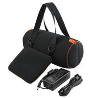 kratzfreie sonnenbrille groihandel-Neue tragbare JBL Xtreme Bluetooth-Tragetasche Reiseschutzhülle Bluetooth-Lautsprecher Semi-Mesh-Design Weiche Schutztasche