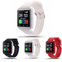 Wholesale healthy watches - U80 Bluetooth smart Watch For Android Samsung Sports Mobile Phone Sleep State Healthy music Smart watch
