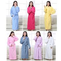 0b4b32a0a8 high quality all seasons cotton terry couples bathrobes women robe men  hotel bathrobe soft breathable absorbent sleepwear