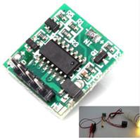 interruptor retrasado al por mayor-¡Envío gratis! 1pc / lot Timer Switch Controller Board 10S-24H Módulo de relé de retardo ajustable Para el interruptor de retardo / temporizador / lámpara de sincronización ect.