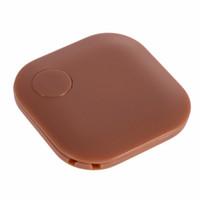 gps etiketleri toptan satış-Mini Akıllı Bluetooth Bulucu Tracer Pet Çocuk GPS Bulucu Etiketi Alarm Cüzdan Anahtar Andriod Için Bluetooth 4.0 Izci Akıllı Bulucu