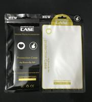 melhor plástico para casos de telefone venda por atacado-Sacos Zip lock Sacos De Embalagem De Alta Qualidade Zipper Retail Para Celular Iphone Caso Plástico Transparente Pacote Saco Pendurar Buraco Embalagem Bolsas malas
