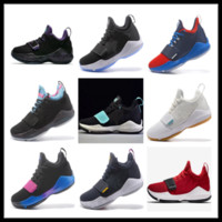 Wholesale Online Shoes Stores - Top Athletic PG 1 Basketball shoes hot sales Buy cheap Paul George shoes online wholesale Store us 7-12