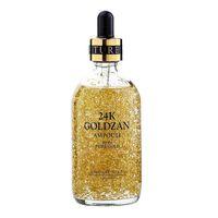 esencia acné al por mayor-Dropshipping Skinature 24k Goldzan Ampollas 24 K Crema Facial que realza los aceites de esencia para el antioxidante Serum Primer Cuidado facial para la piel