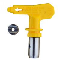 pulverizadores sin aire al por mayor-10 modelo de Airless Spray Tip para pulverizador Airless y rociador de pintura a estrenar y alta calidad 3pcs / lot