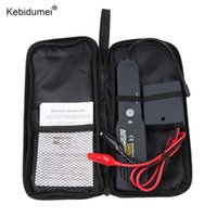 Wholesale code detector - Kebidumei EM415PRO Automotive Cable Wire Short Detector Open circuit Finder Tester Car Short Circuit detector Track Line Finder