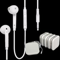 earset iphone Canada - In-Ear Earphone Earset headphone Earbuds With mic & Volume Control Earphone for iphone 5 6 Samsung s6 s7 high qualuty colorful