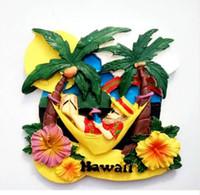 1 Pz   set vendita calda USA New York Hawaii Monte Rushmore Magneti Del  Frigorifero Souvenir 3D Adesivi Murali Decorativi In Resina 3D 40102fdaba61