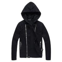 Wholesale vintage patchwork coat - Balmain Men Jacket Autumn Patchwork Jacket Sport Hip Hop Outdoor Waterproof Windbreaker Men Coat Trend Brand US Size M-4XL