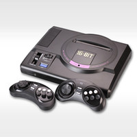 video japon al por mayor-Consola de videojuegos familiares MD I 16 Bits con conmutador de modo para EE. UU. Y Japón Mini consola de juegos de TV Entretenimiento