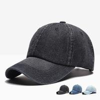 Wholesale Active Clean - Durable Denim Sun Hat Novelty Sports Men Women Snapback Cap Easy To Clean Baseball Caps Creative 15 1mh B