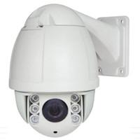 caméras ip66 ptz achat en gros de-Caméra dôme PTZ haute vitesse de sécurité IP66 pour extérieur IP66 PoE HD IP 1080P 2.0MP Megapixels 20X Zoom ONVIF P2P W / Audio Microphone