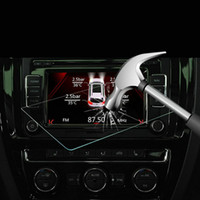 Wholesale car prevent for sale - GPS Navigation Screen Protective film For Hyundai Tucson Car Stickers Prevent Scratch Anti Reflective LCD Screen Protector