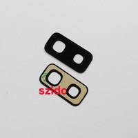 i5 handys großhandel-New Back-hintere Kamera-Glas-Objektiv-Wiedereinbau mit Adhesive Vorinstallierte für Samsung Galaxy S9 Plus-Großhandel