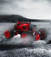 meio corpo brinquedos venda por atacado-Atacado 1/10 2.4GHz Half-meter Corpo Dupla-face RC Car Transformação de Chave All-Terrain Veículo Escalada Carro Brinquedos de Controle Remoto