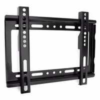 Wholesale Wall Panels For Sale - Hot sales! Universal TV Wall Mount Bracket for Most 14 ~ 32 Inch HDTV Flat Panel TV