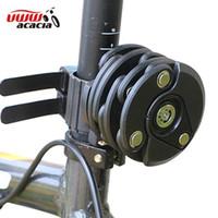 Folding Bike Lock Canada Uww Hamburg Anti Theft Mini Security Steel