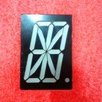 affichage du segment d'anode commun achat en gros de-2 pcs 16 Segment 1Digit Bit 1-digit LED Display 2.3inch Anode commune 16-segment LED Module d'affichage Tube RED 2.3