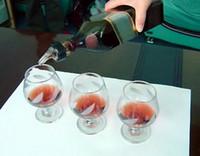 dispensador medido al por mayor-Hot Home Bar Portátil 30 ml Quick Shot Medidor de alcohol Measuring Pourer Drinks Wine Cocktail Dispenser Inicio Bar Herramientas Bottle Spout Stopper