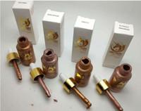 Wholesale concealer for dark circles - .Unistrobe illuminator Drops Liquid face highlighter make up cosmetics for girls teens foundation cream 4 colors 20ml