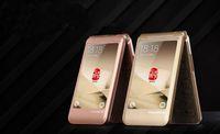 ingrosso grande schermo telefono qwerty-Grande schermo a 2.6 pollici dual-screen grafia vecchia macchina, voce Wang grande corno grande voce grande tasto vecchio telefono