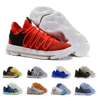 aafb90b1838d ZOOM KD 10 EP basketball boots Lightsome breathe freely Low Basketball Shoes  For Men Kevin Durant X Trainers Sneakers 897816 AA4197 US 7-13