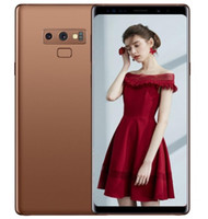 Wholesale android cell phones for sale - ERQIYU Goophone note8 Note unlocked inch smartphone shown g Android dual sim G RAM G wifi GPS cell phones