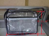 livraison d'ordinateur achat en gros de-clair sac d'ordinateur PVC 40cm * 30cm * 10cm anti-statique sac à outils PVC ingénieur couverture complète PVC cleanroom livraison livraison gratuite par EMS