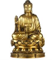 buddha shakyamuni statue großhandel-WBY 807 ++++++ 16