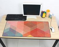 настольная мышь оптовых-самый дешевый большой коврик для мыши 900x400mm скорость клавиатуры Коврик резиновый игровой коврик для мыши стол коврик для игры игрок настольный ПК HD печати ноутбук