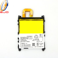 Wholesale Xperia Z1 Battery - AAAAA Battery For Sony XPERIA Z1 High Quality Built-in Li-ion Z1 L39H C6093 L36H Replacement Batteries