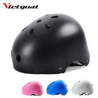 Wholesale bicycle helmet road size l for sale - Group buy Victgoal Kids Bicycle Helmet Full Protect Adult Bike Helmets Mountain Road Cycling Hiking Outdoor Sport Helmets Size H1107