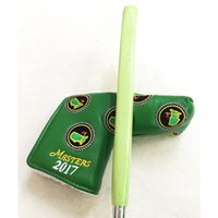 Wholesale r 35 - 1PC 2017 Masters golf putter 33 34 35 inch steel shaft with headcover grip RH only