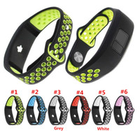Wholesale garmin vivofit3 bands replacement resale online - Replacement Silicone Watch Band Wrist Strap For Garmin Vivofit Vivofit JR Wristband Smart Watch Wristband Vivofit3 Drop ship