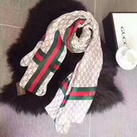 Wholesale women vintage rings - Fashionable new ladies vintage women's long soft silk printed scarf shawl scarves in spring and summer.