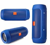 meilleurs haut-parleurs bluetooth portables achat en gros de-NICE SOUND Charge2 + Plus mini haut-parleur sans fil Bluetooth Meilleur caisson de basses Mini haut-parleur portable d'extérieur pour Charge2 +