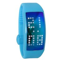 Wholesale disk watch online - Smart watches U disk D pedometer mixed batch LED Watch Bracelet watches