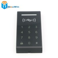 Wholesale proximity reader access control - RFID standalone access control card reader Access Control System RFID Proximity Card RFID EM Keypad Door Opener Access Control