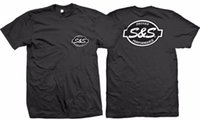 Wholesale engines performance resale online - S S Cycle Proven Performance Harley Engine T Shirt