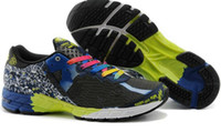 femme gel noosa achat en gros de-2017 NOUVEAU Gel-Noosa TRI 9 IX haute qualité hommes Femmes Chaussures de Course vente chaude Pas Cher Formation Léger Marcher Sport Chaussures