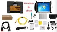 herramientas de diagnóstico yamaha al por mayor-100% original ICOM A3 B C Herramienta de programación 3 en 1 para BMW ICOM Herramienta de diagnóstico con EVG7 DL46 / HDD500GB / DDR4GB Tabla de controlador de diagnóstico