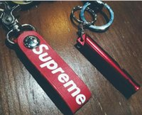 Wholesale Branded Keychains - Luxury Brand Name Key Chains High Quality Designer Key Chain Famous Brand Keychains Free Shipping Hot Sale bag chain