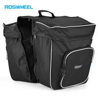 ingrosso carico di carico-Roswheel 14154 - Un bagaglio posteriore da 30 litri Pacchetto doppio laterale Borsa da trasporto peso massimo 12 kg