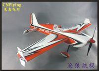 kits de aviones modelo rc al por mayor-SKIYWING NUEVO material PP PLANE -30E SLICK 360 KIT SET RC 3D avión RC MODELO HOBBY TOYS wingspan 48