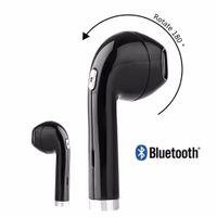 doogee mini toptan satış-I8 Mini BluetoothEarbuds Dönebilen Spor Şarj Kulaklık Bluetooth Kulaklık Iphone 9 Için Kablosuz Stereo 8 x MI MIX Doogee Xiaomi