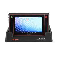 comprimido opel venda por atacado-Lançamento X431 PAD II 10.1 Polegada Touch Screen Tablet Scanner WIFI 2 Anos de Atualização Gratuita Online Multi-línguas