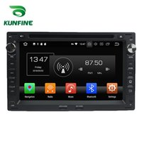 golf dvd bluetooth großhandel-4 GB RAM Android 8,0 Octa Core Auto DVD GPS-Spieler Navigation Stereo für Volkswagen Passat B5 / Golf 4 / Polo / Bora / Jetta / Sharan Radio Headunit