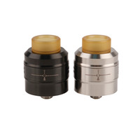 Wholesale drip tips for tanks online - Authentic Demon Killer Sniper RDA Atomizer With PEI Drip Tip Vape Tank For Thread Box Mod Original